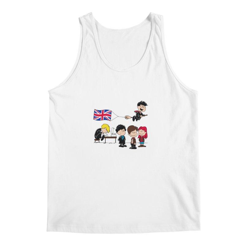 Brit Peanuts Men's Tank by foureyedesign's shop