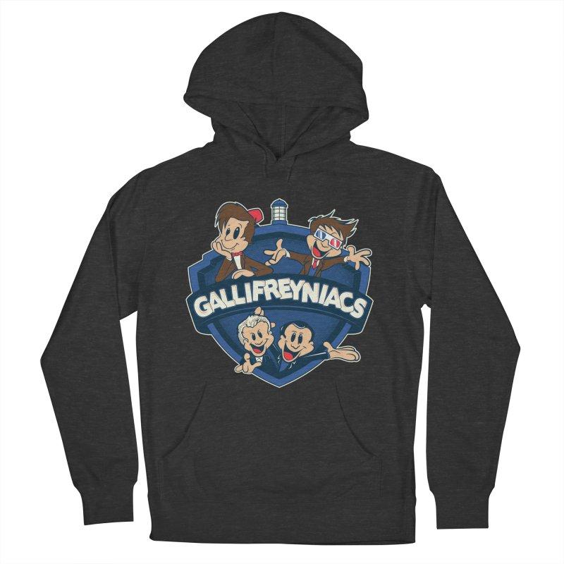 Gallifreyniacs Women's Pullover Hoody by foureyedesign's shop