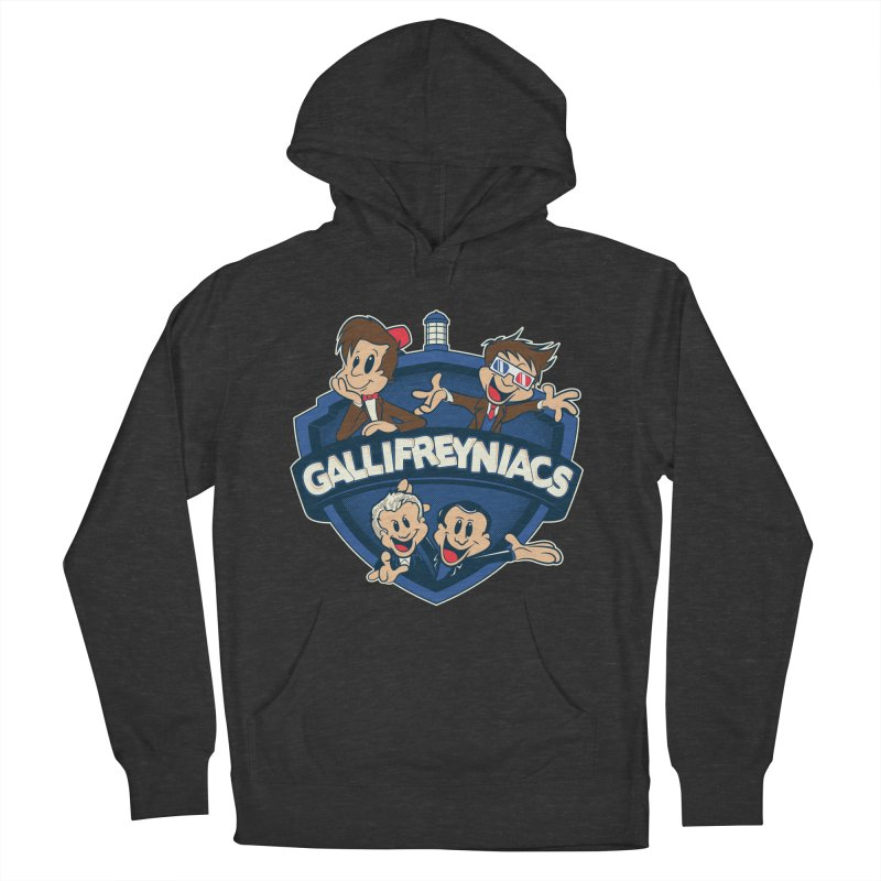 Gallifreyniacs Men's Pullover Hoody by foureyedesign's shop