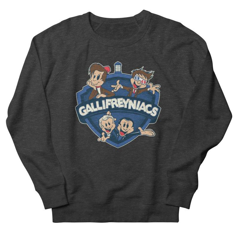Gallifreyniacs Women's Sweatshirt by foureyedesign's shop