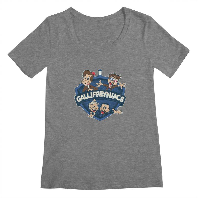 Gallifreyniacs Women's  by foureyedesign's shop