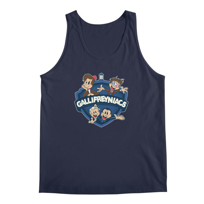Gallifreyniacs Men's Tank by foureyedesign's shop