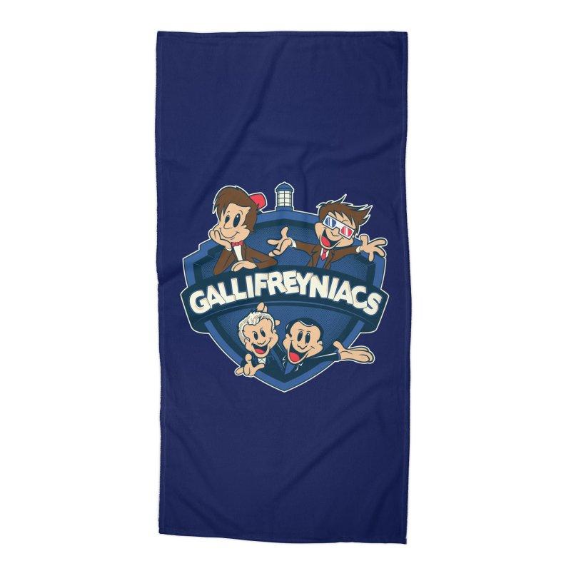 Gallifreyniacs   by foureyedesign's shop