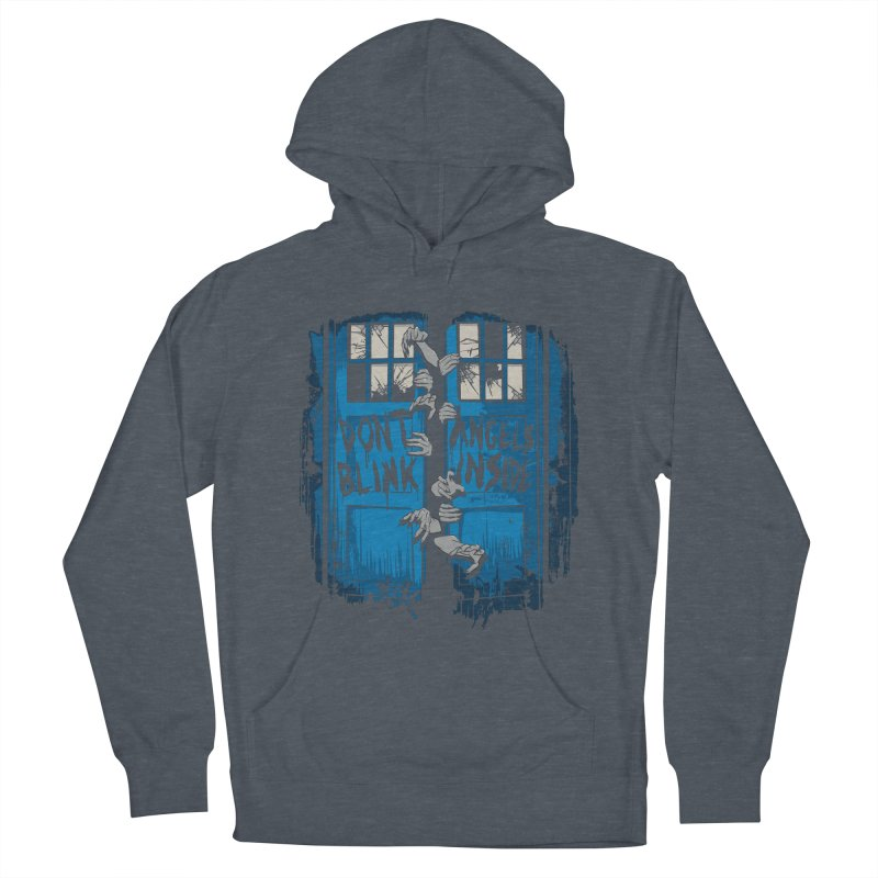 The Walking Angels Women's French Terry Pullover Hoody by foureyedesign's shop