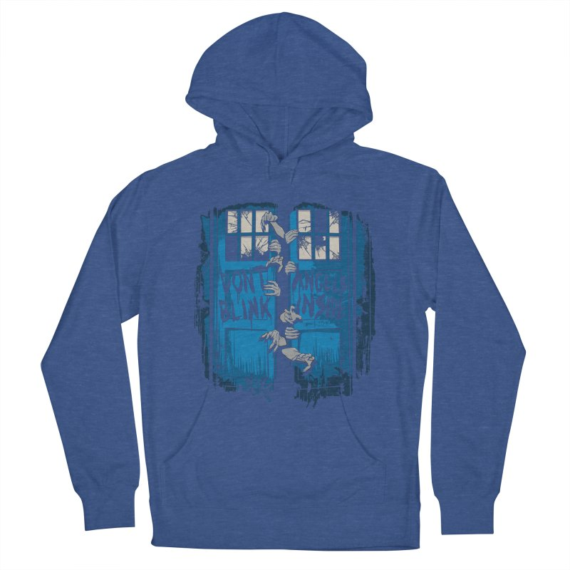 The Walking Angels Men's Pullover Hoody by foureyedesign's shop