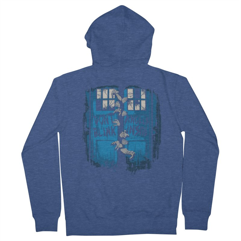The Walking Angels Men's Zip-Up Hoody by foureyedesign's shop
