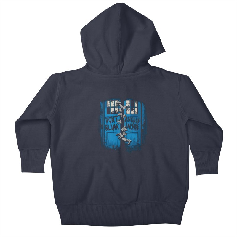 The Walking Angels Kids Baby Zip-Up Hoody by foureyedesign's shop