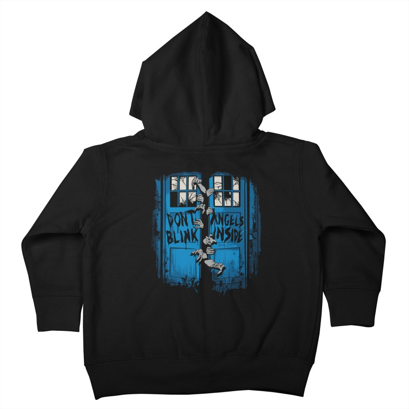 The Walking Angels Kids Toddler Zip-Up Hoody by foureyedesign's shop