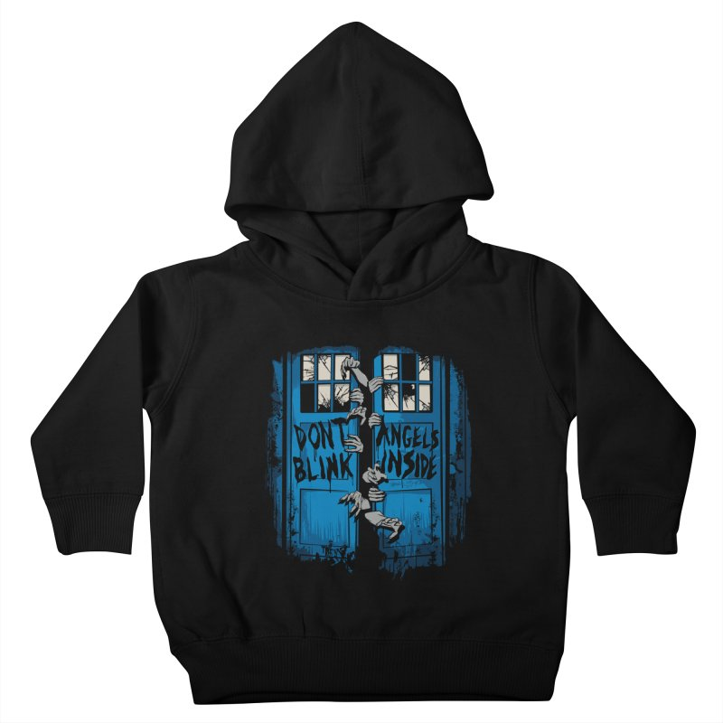 The Walking Angels Kids Toddler Pullover Hoody by foureyedesign's shop