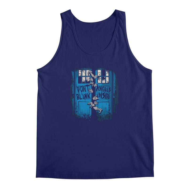 The Walking Angels Men's Tank by foureyedesign's shop