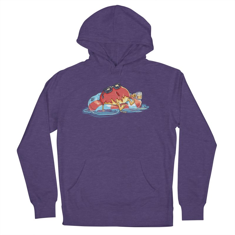 Donut's Day Off Men's Pullover Hoody by foursixsix's Artist Shop