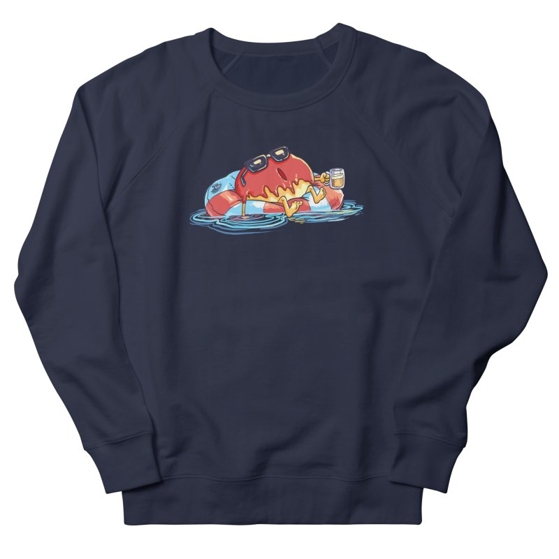 Donut's Day Off Men's Sweatshirt by foursixsix's Artist Shop