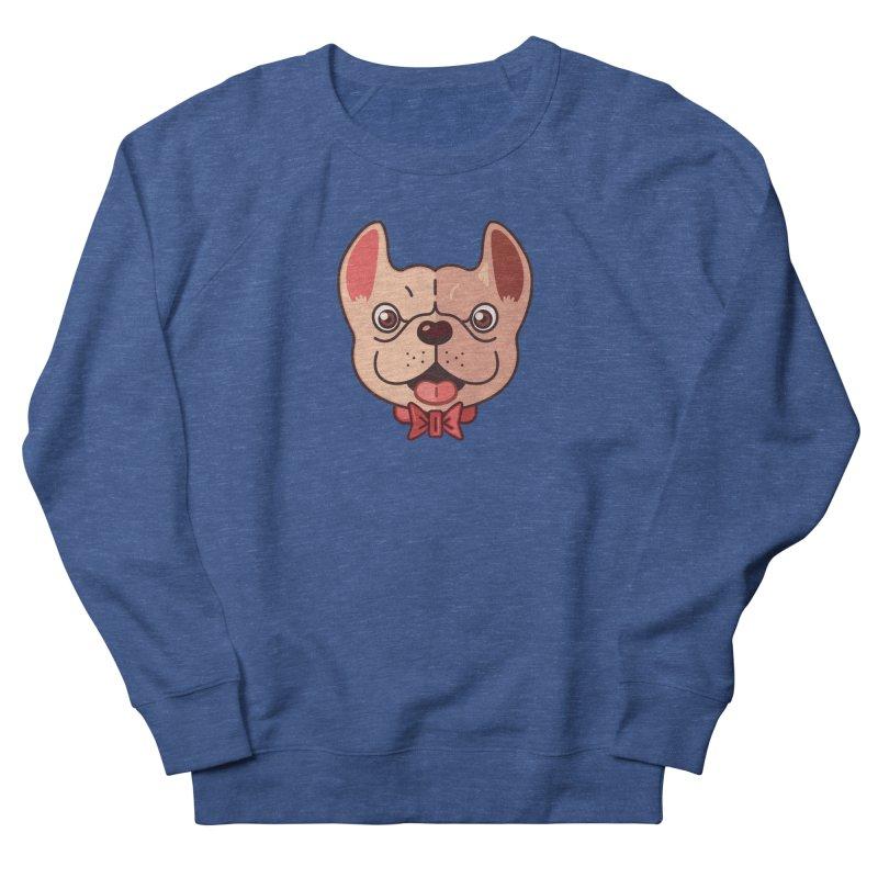 Dapper Frenchie Women's Sweatshirt by foursixsix's Artist Shop