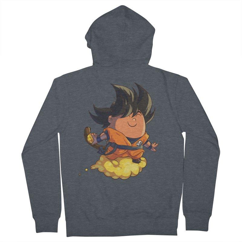 Little Carrot Men's Zip-Up Hoody by foursixsix's Artist Shop