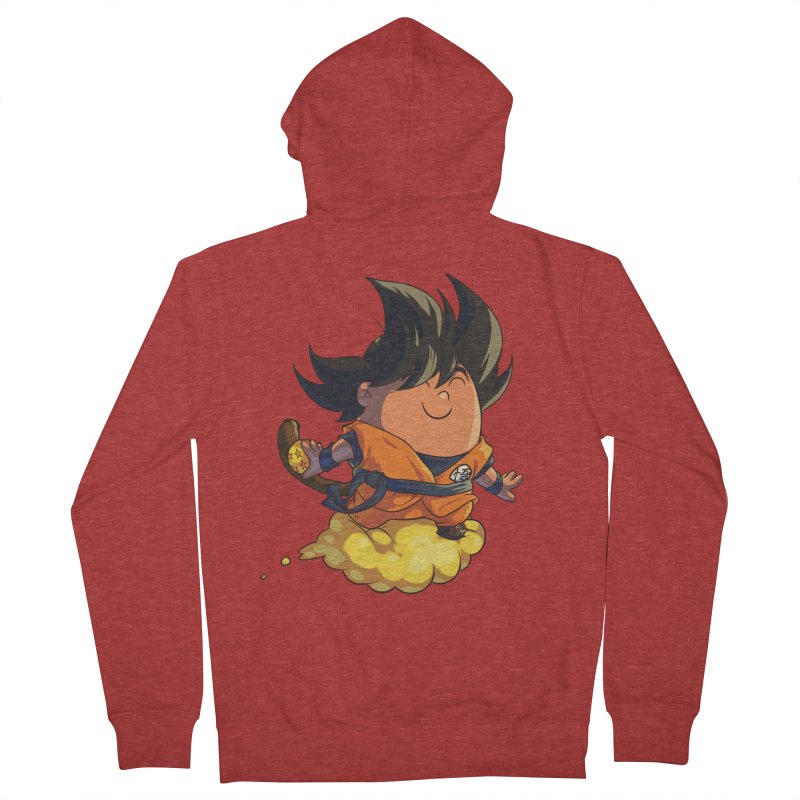 Little Carrot Men's Zip-Up Hoody by foursixsix's Artist Shop