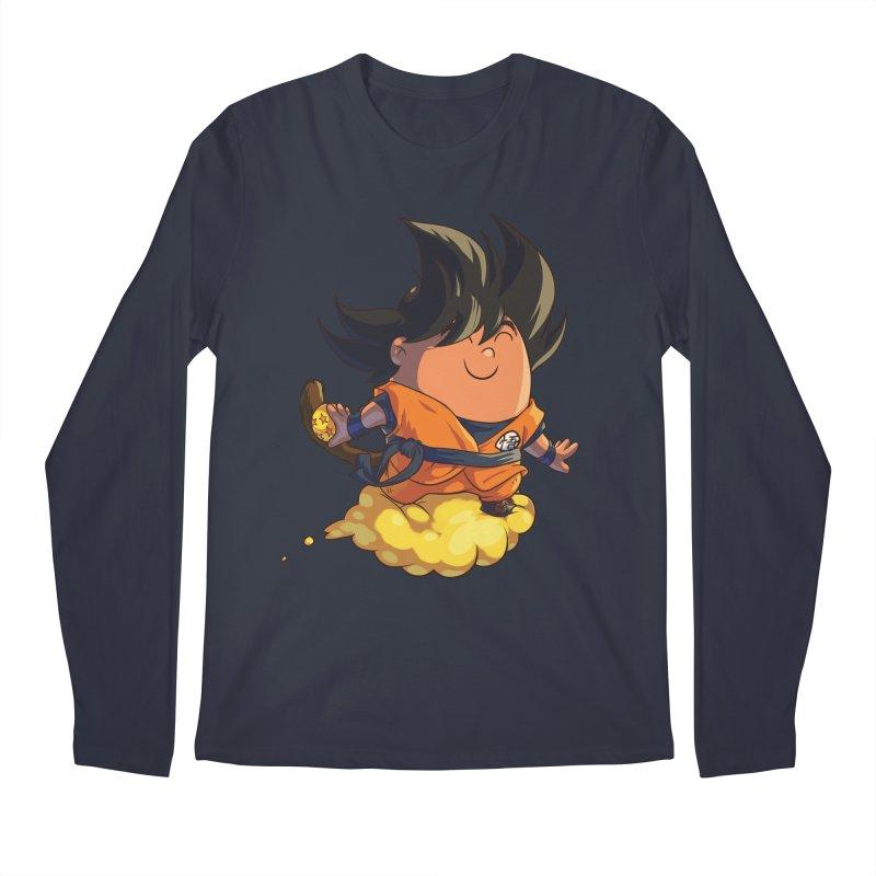 Little Carrot Men's Longsleeve T-Shirt by foursixsix's Artist Shop