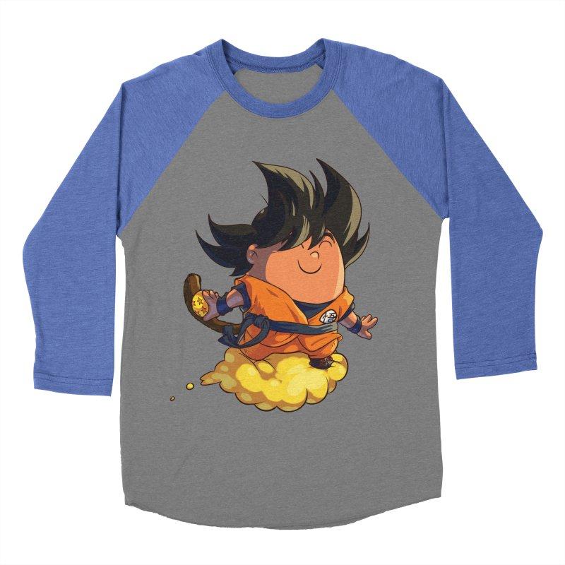 Little Carrot Men's Baseball Triblend T-Shirt by foursixsix's Artist Shop