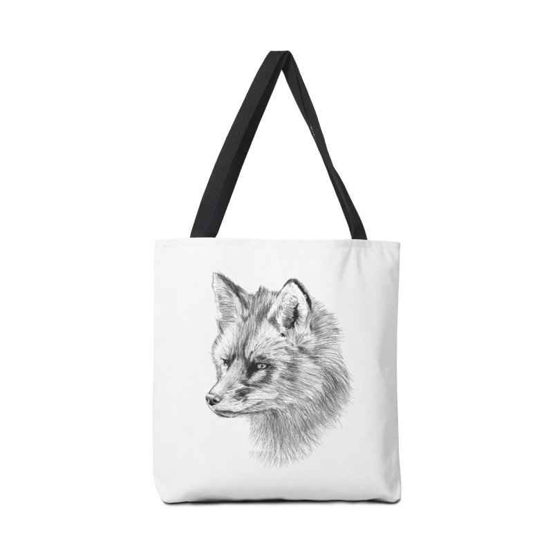 The Fox Accessories Bag by foxandeagle's Artist Shop
