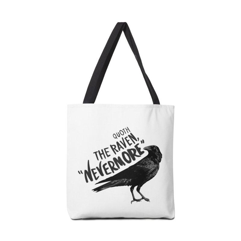 The Raven Accessories Bag by foxandeagle's Artist Shop