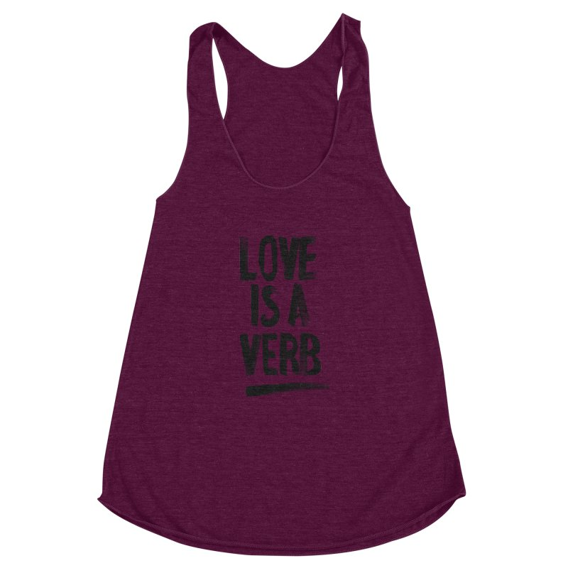 Love Is A Verb   by foxandeagle's Artist Shop