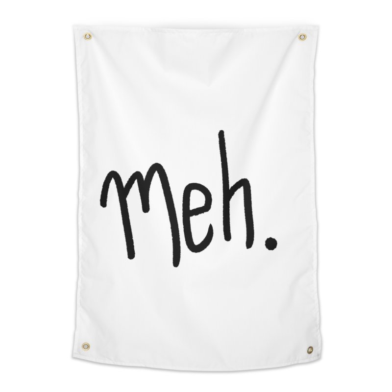 Meh   by foxandeagle's Artist Shop