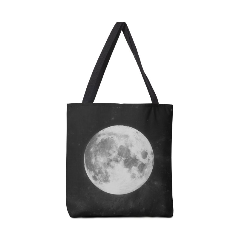 The Moon Accessories Bag by foxandeagle's Artist Shop