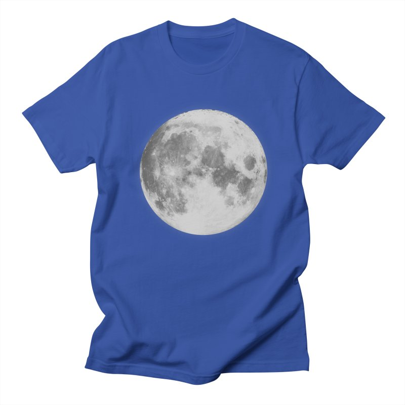 The Moon Women's Unisex T-Shirt by foxandeagle's Artist Shop