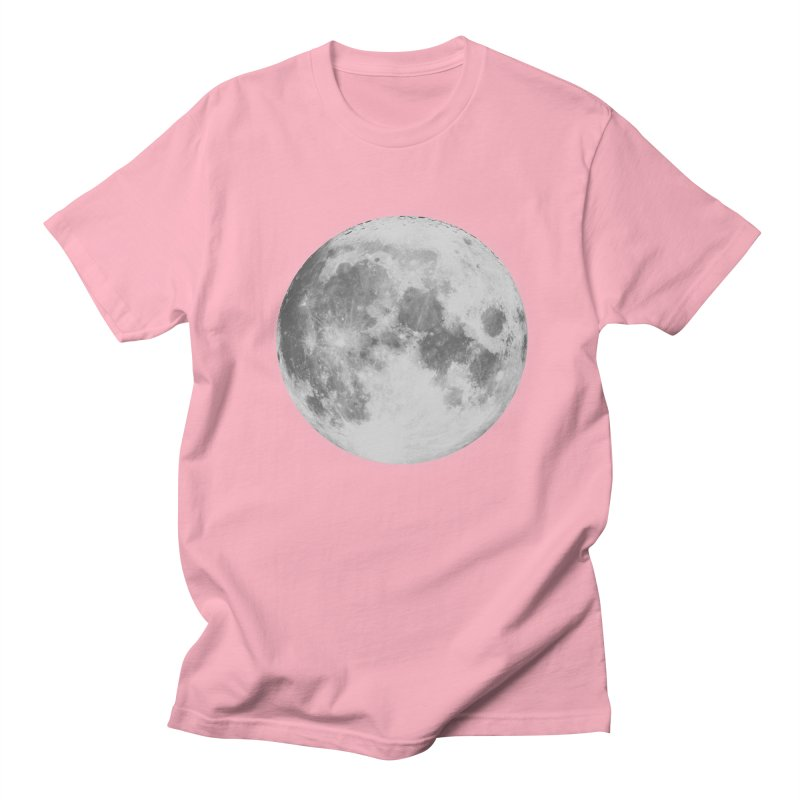The Moon Women's Unisex T-Shirt by foxandeagle's Artist Shop