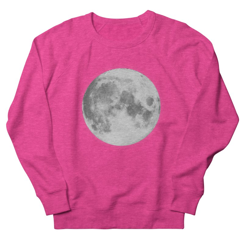 The Moon Men's Sweatshirt by foxandeagle's Artist Shop