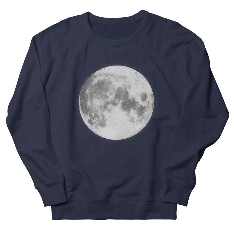 The Moon Men's Sweatshirt by foxandeagle's Artist Shop