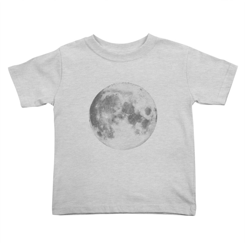 The Moon Kids Toddler T-Shirt by foxandeagle's Artist Shop