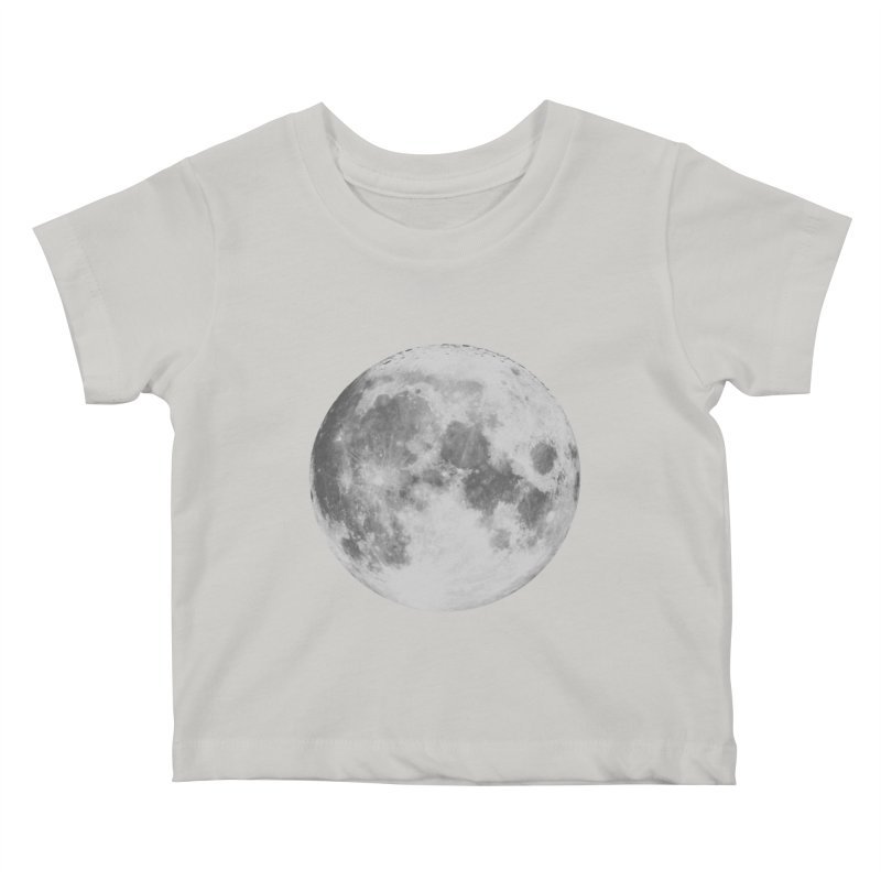 The Moon Kids Baby T-Shirt by foxandeagle's Artist Shop