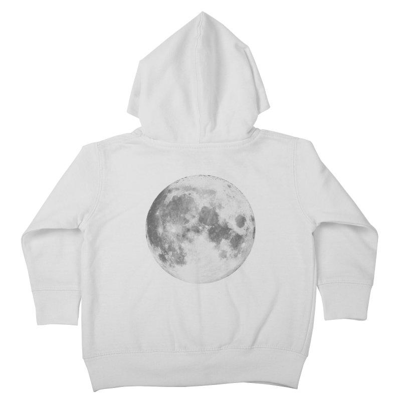 The Moon Kids Toddler Zip-Up Hoody by foxandeagle's Artist Shop