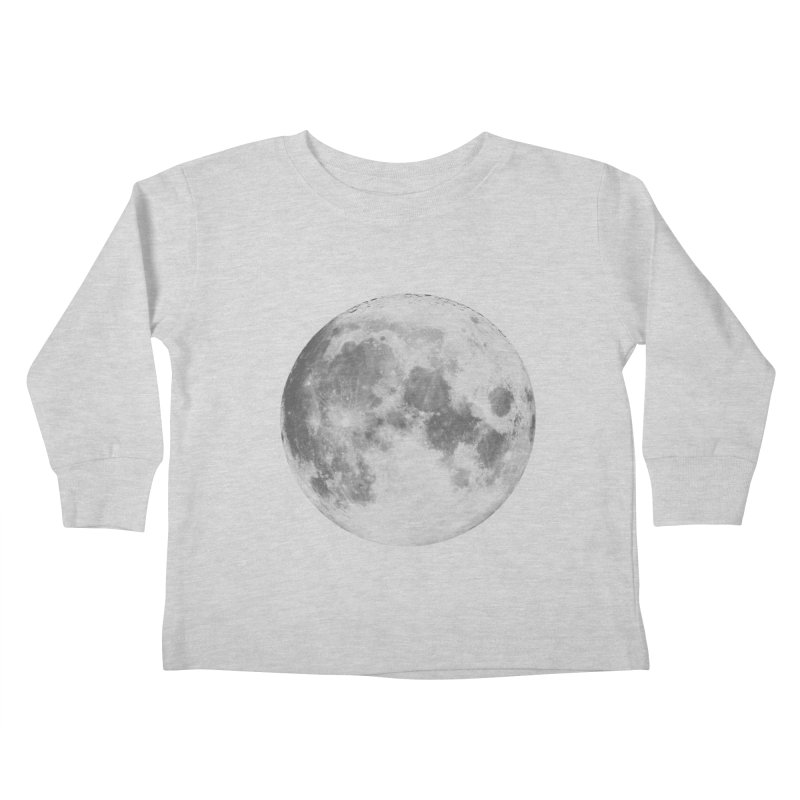The Moon Kids Toddler Longsleeve T-Shirt by foxandeagle's Artist Shop
