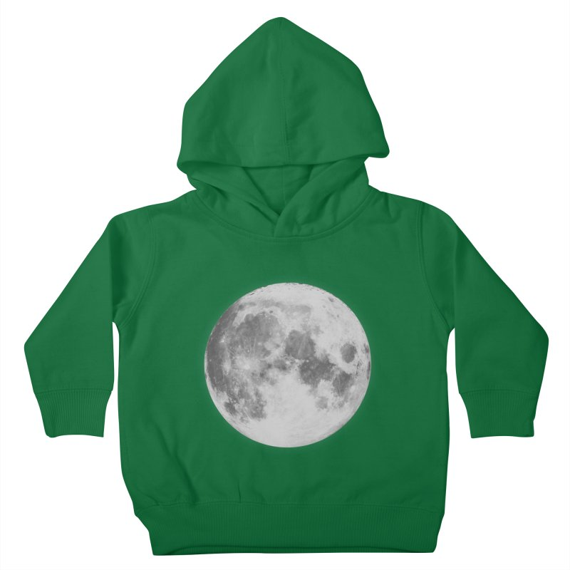 The Moon Kids Toddler Pullover Hoody by foxandeagle's Artist Shop