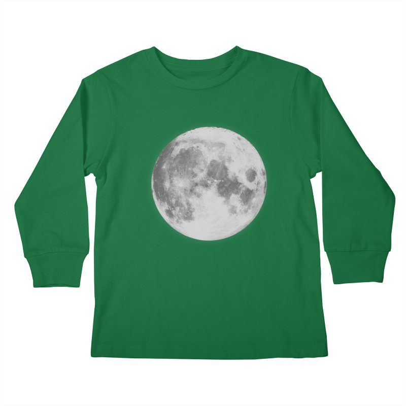 The Moon Kids Longsleeve T-Shirt by foxandeagle's Artist Shop