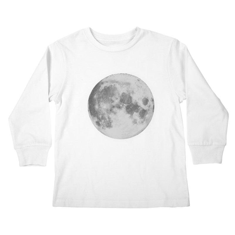 The Moon Kids Longsleeve T-Shirt by foxandeagle's Artist Shop