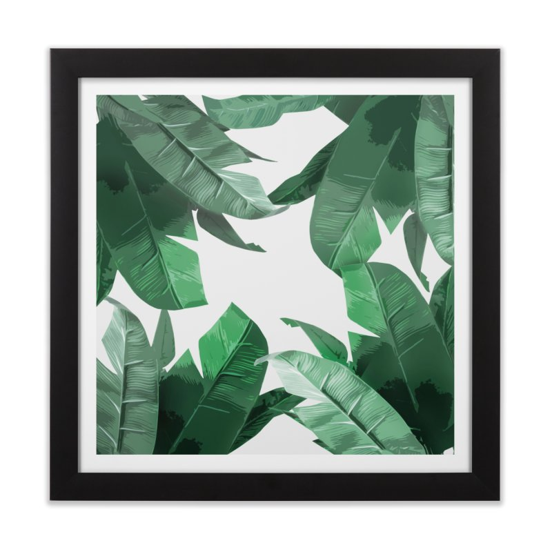 Tropical Palm Print   by foxandeagle's Artist Shop