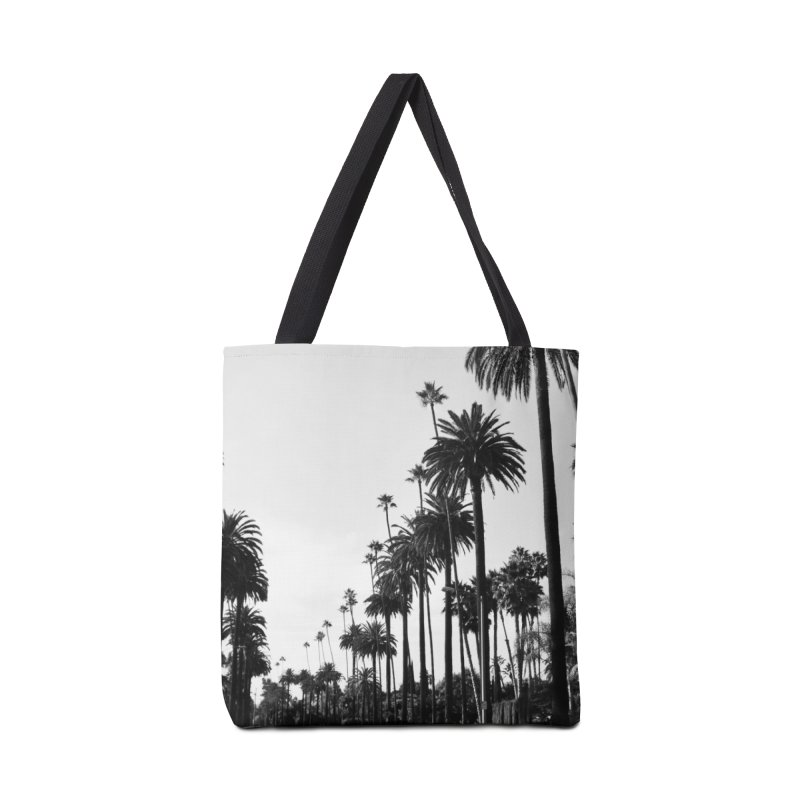 Los Angeles Accessories Bag by foxandeagle's Artist Shop