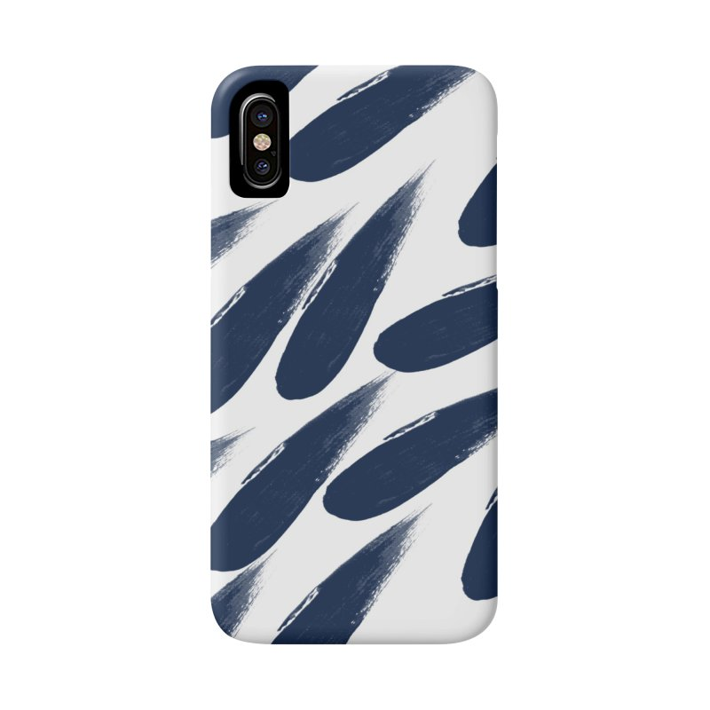 Rain Drops Accessories Phone Case by foxandeagle's Artist Shop