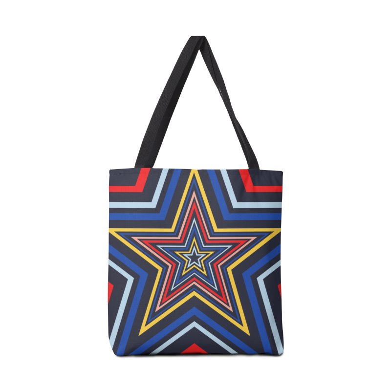 Seeing Stars Accessories Bag by foxandeagle's Artist Shop