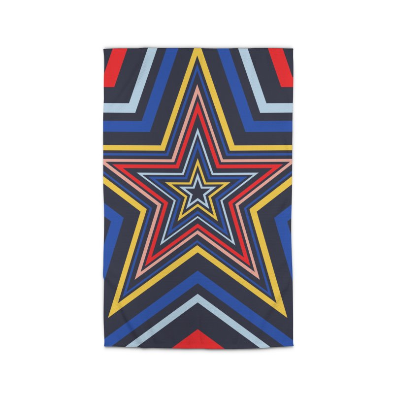 Seeing Stars Home Rug by foxandeagle's Artist Shop
