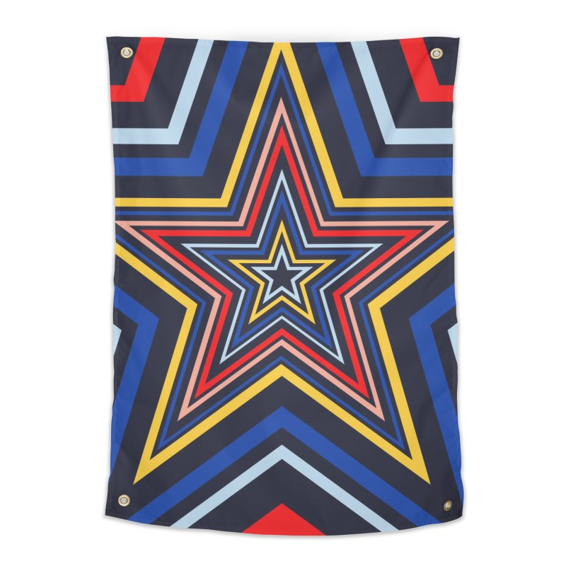 Seeing Stars Home Tapestry by foxandeagle's Artist Shop