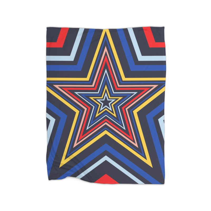 Seeing Stars Home Blanket by foxandeagle's Artist Shop