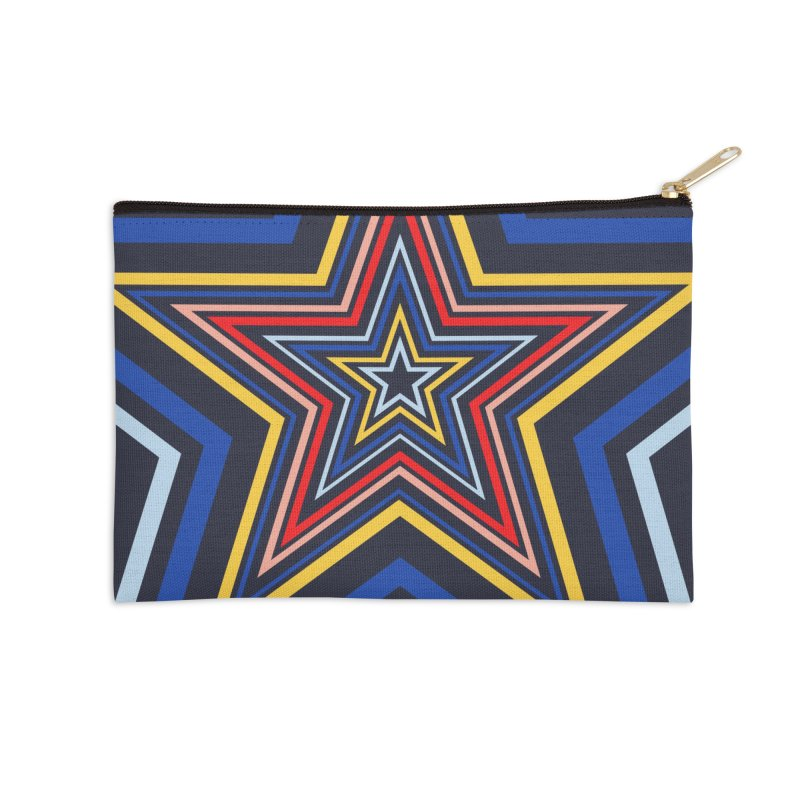Seeing Stars Accessories Zip Pouch by foxandeagle's Artist Shop