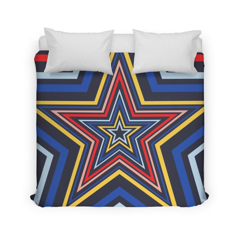 Seeing Stars Home Duvet by foxandeagle's Artist Shop