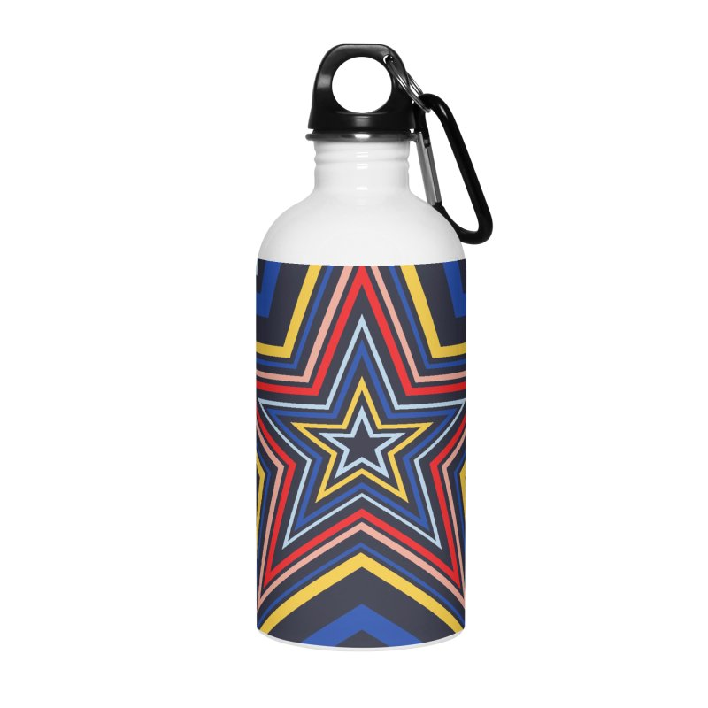 Seeing Stars Accessories Water Bottle by foxandeagle's Artist Shop