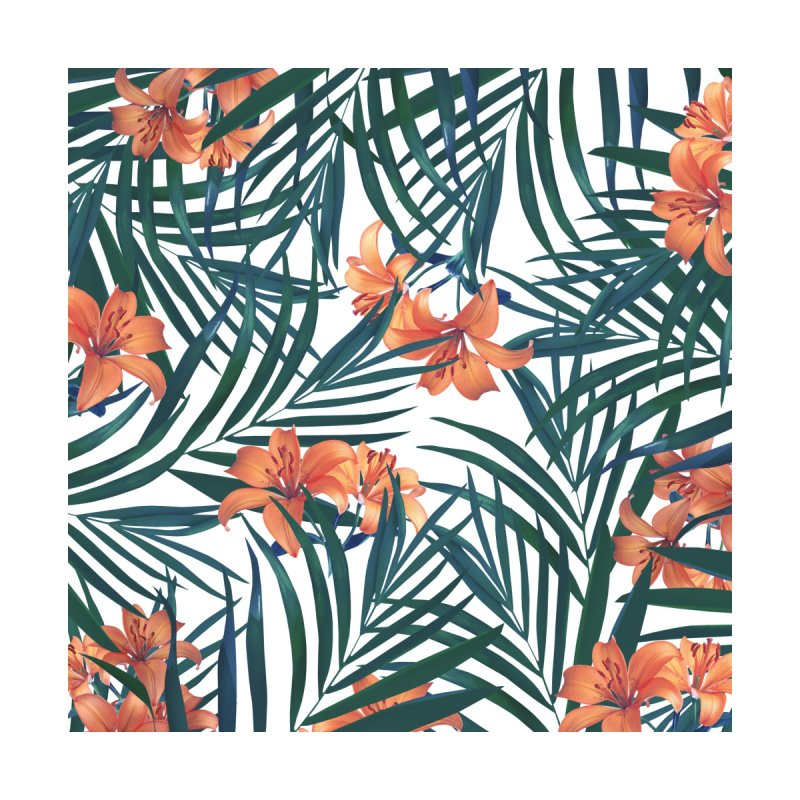 Tropical Lilies by foxandeagle's Artist Shop