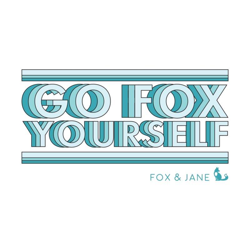 Go Fox Yourself Accessories Mug by foxandjane's Artist Shop