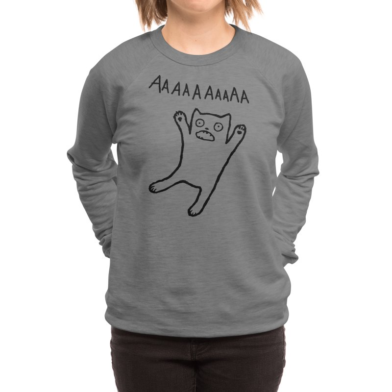 Adequate Expression of Feelings Women's Sweatshirt by Fox Shiver